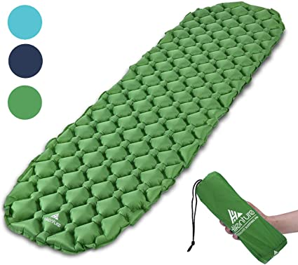 backpacking sleeping pad