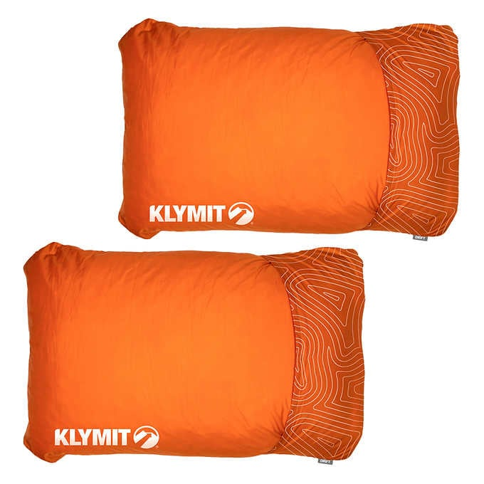camp pillows