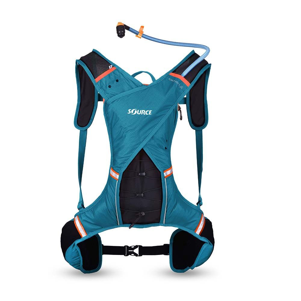 hydration pack running