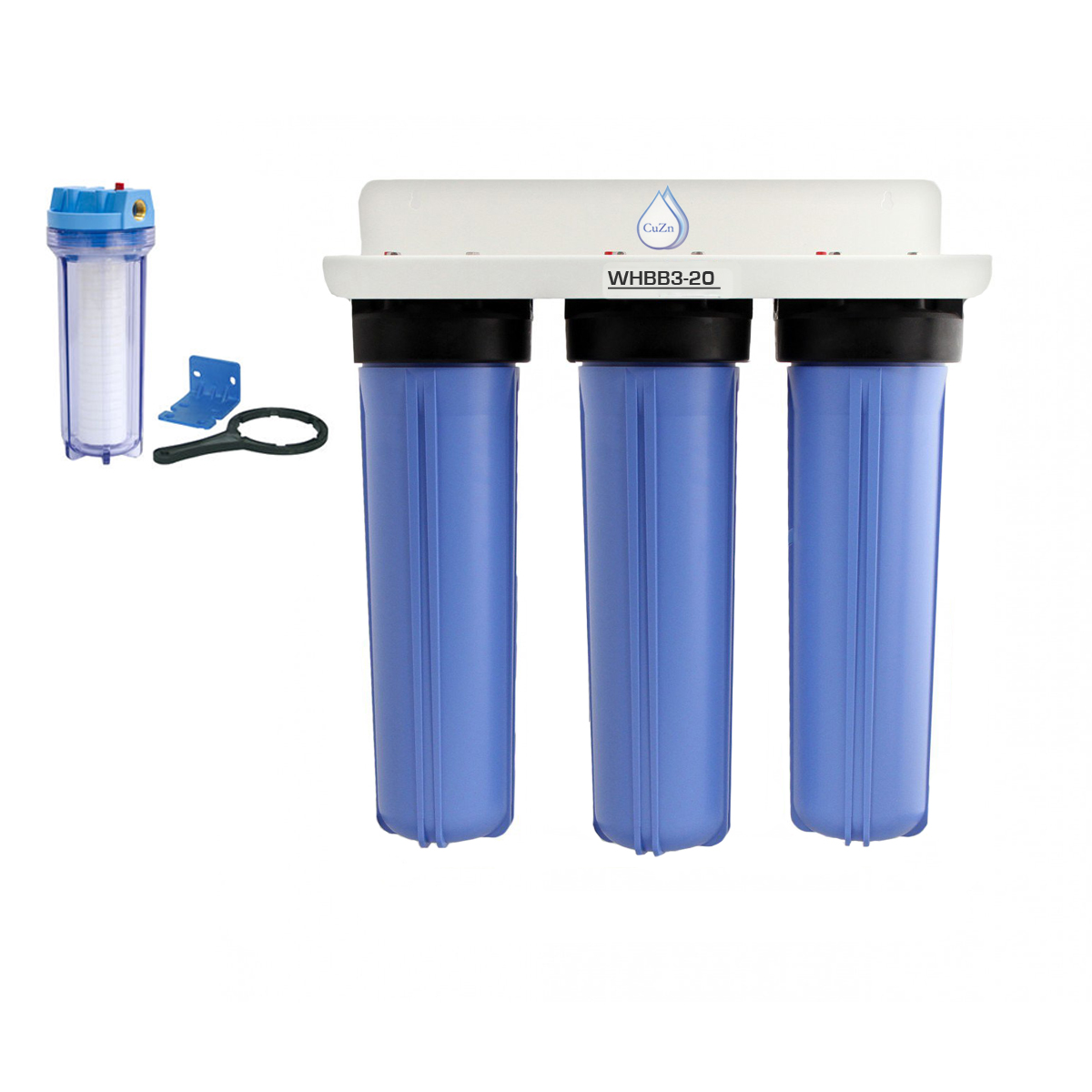 well water filtration system
